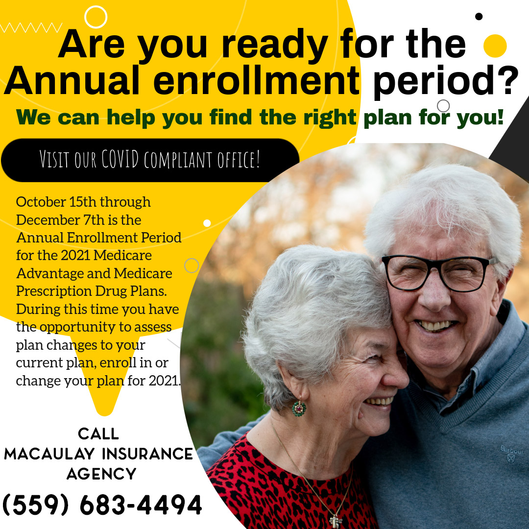 Call (559) 683-4494 for Medicare Information